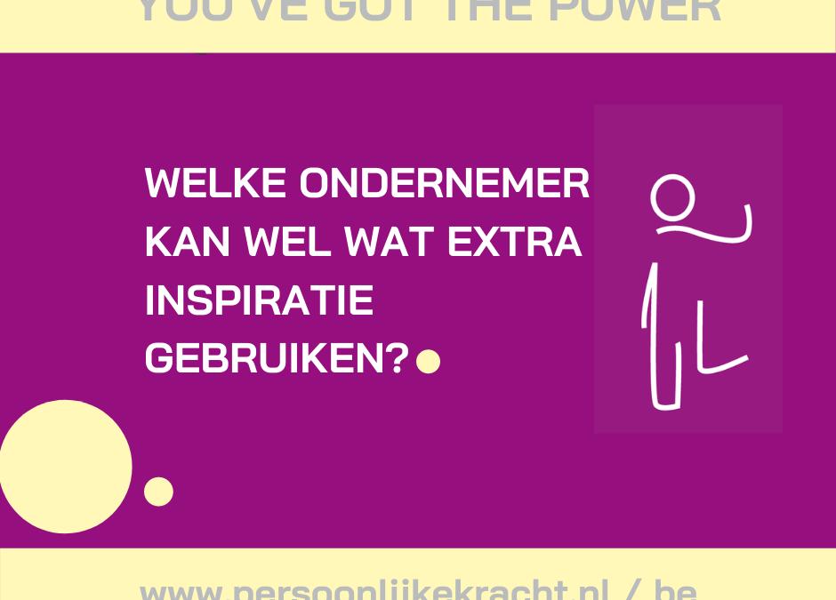Winnaar Powerboostgesprek groep Ondernemers