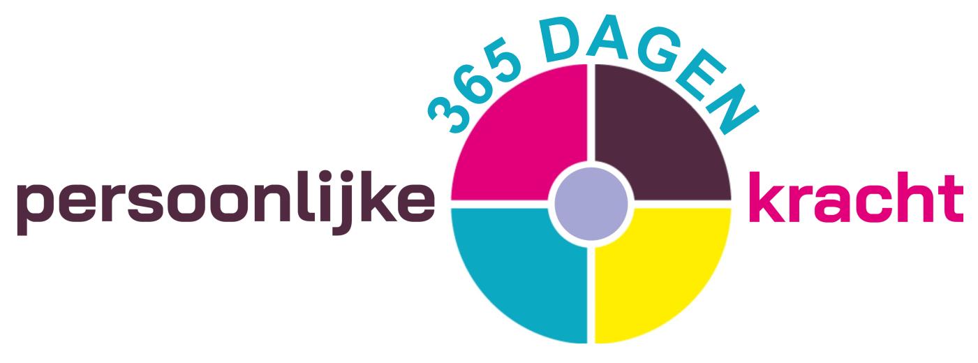 3645 dagen persoonlijke kracht logo